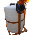 پکیج تزریق مواد شیمیایی تصفیه آب